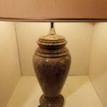 Pied de lampe Hauteur / 35cm Vis / 45cm - comme neuf